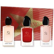 Набор парфюмерии Giorgio Armani Si