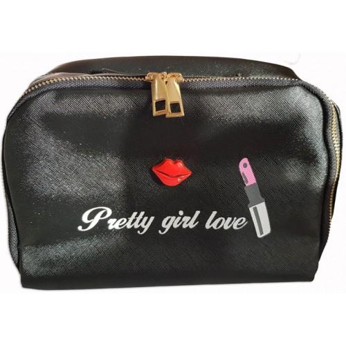 Косметичка Pretty Girl Love