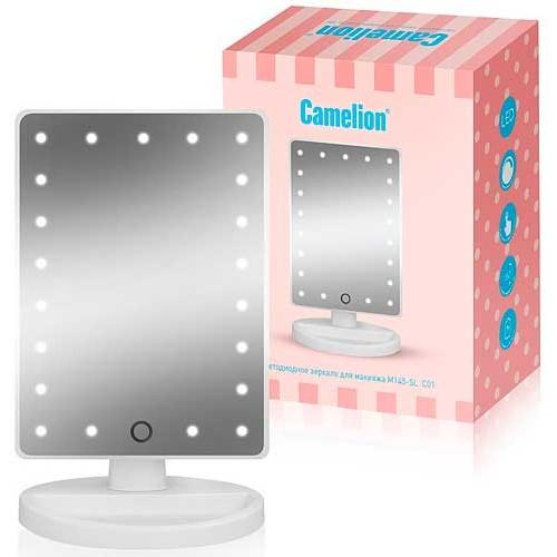 Зеркало для макияжа Camelion с LED подсветкой