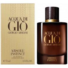 Giorgio Armani Acqua Di Gio Absolu Instinct Pour Homme