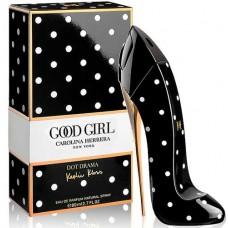 Carolina Herrera Good Girl Dot Drama Karlie Kloss