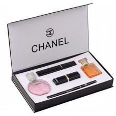 Chanel 5 в 1 подарочный набор для женщин