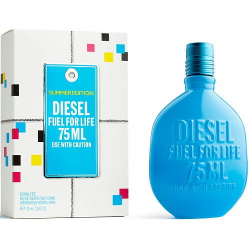 Diesel Fuel for Life Summer Edition Homme