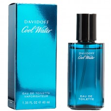 Davidoff Cool water the power of cool for Men