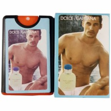 Dolce and Gabbana Light Blue pour homme Miniparfum