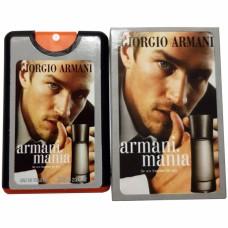 Giorgio Armani ARMANI Mania Pour Homme Miniparfum