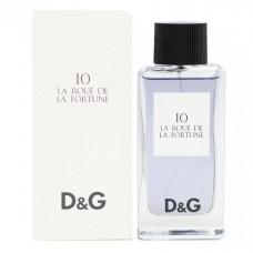 Dolce and Gabbana 10 La Roue de La Fortune