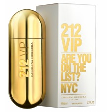 Carolina Herrera 212 VIP Are you on the List? NYC