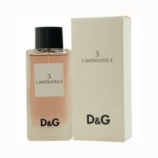 Dolce and Gabbana 3 L'imperatrice