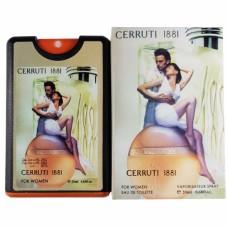 Cerruti 1881 pour Femme Miniparfum