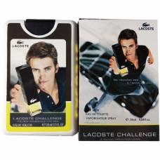 Lacoste Challenge Miniparfum