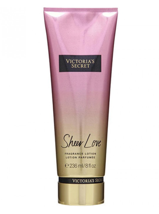 Victoria's Secret Sheer Love lotion