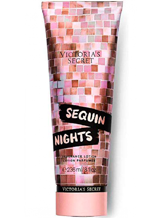 Victoria's Secret Sparkling Pomegranate Sultry Woods Party Queen lotion