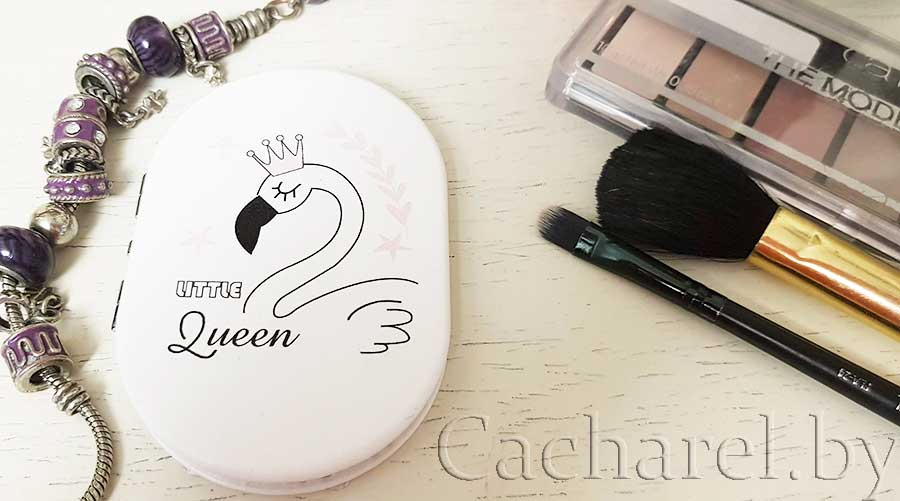 Портатичное Зеркало Little Queen