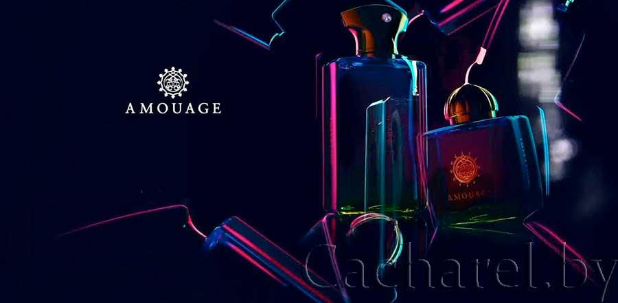 Женская парфюмерия Amouage