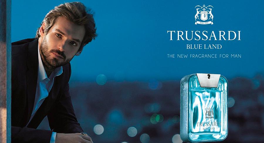 Мужская парфюмерия труссарди