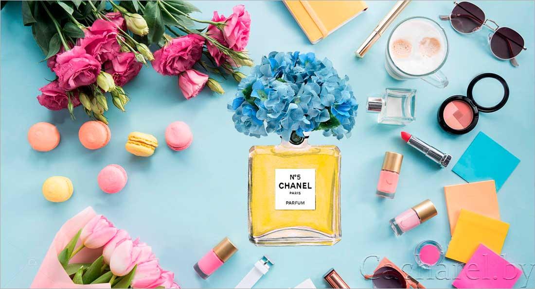 Парфюмерия  Chanel 5