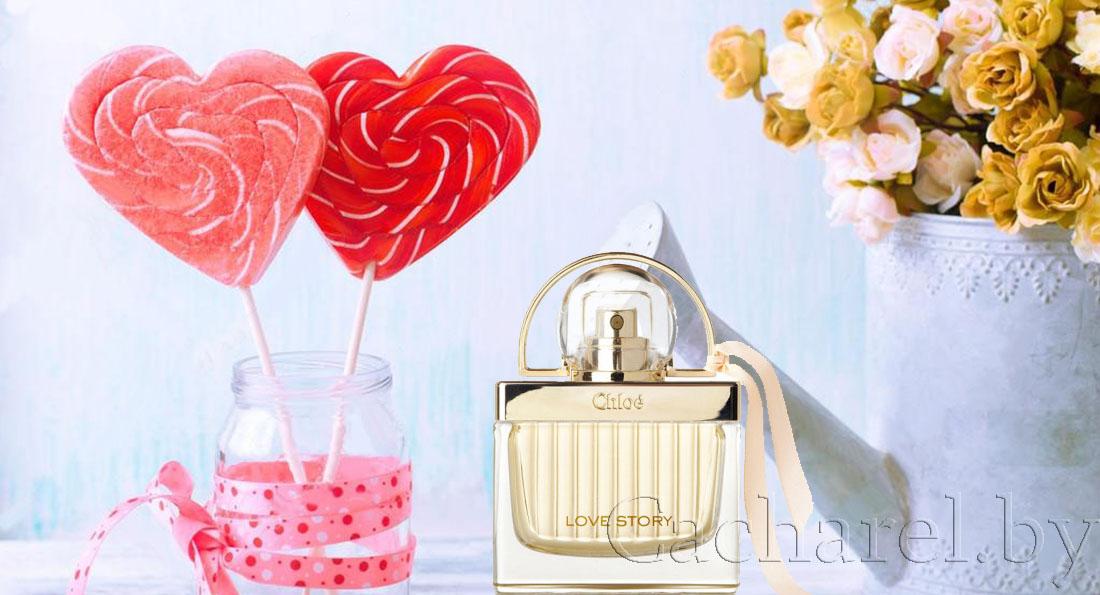 Парфюмерия на день Святого Валентина