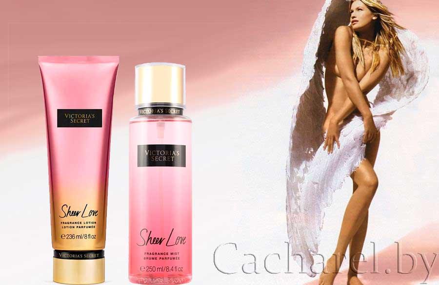 Лосьон Victoria's Secret Sheer Love